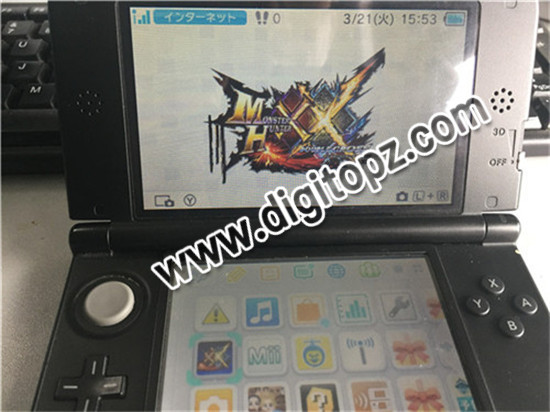 Monster Hunter XX (Double Cross) sky3ds+ 02